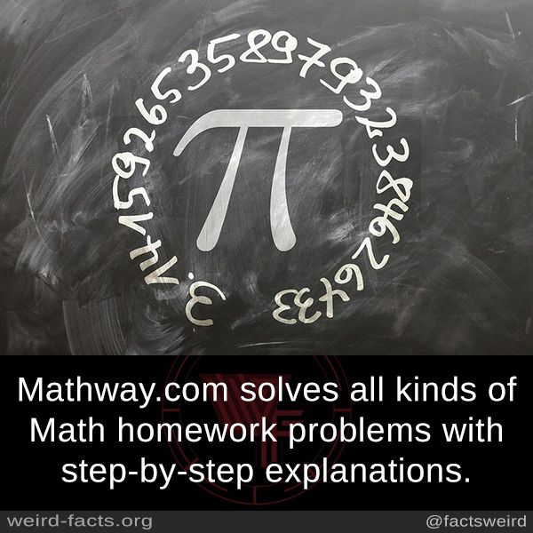 Mathway Com Solves All Kinds Of Math Homework Problems With Step By Step Explanations Math Homework Online Math Help