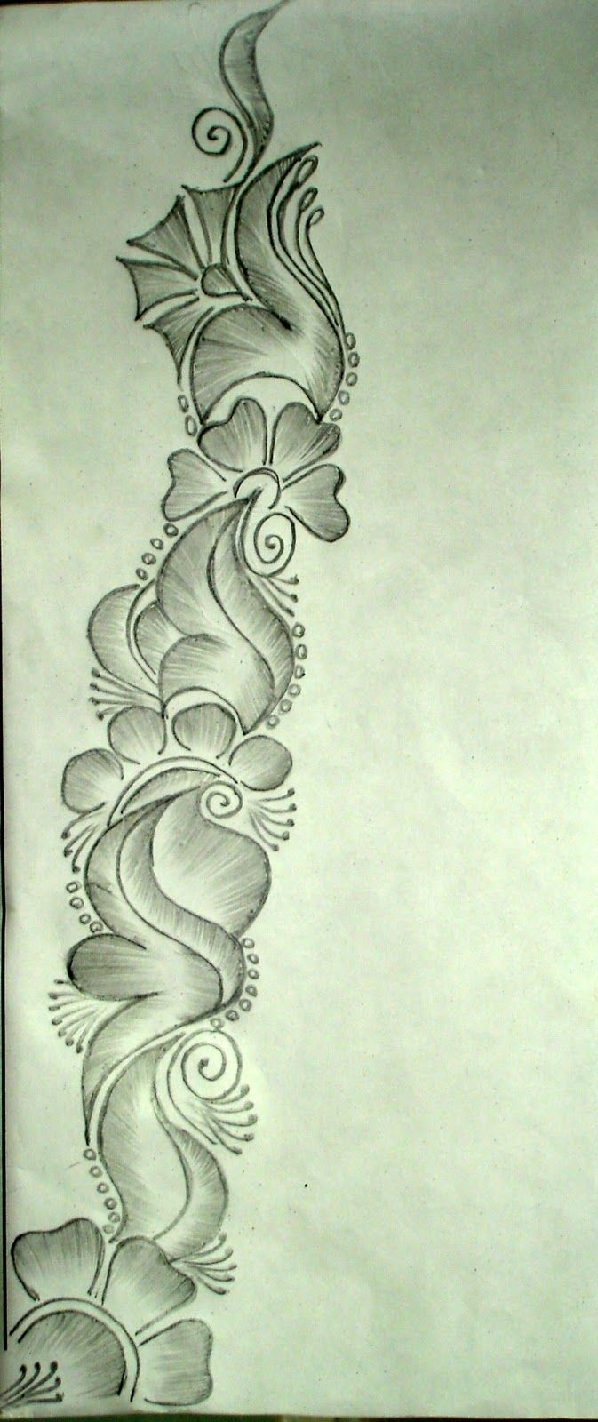 How to Learn Mehndi Design | How to Draw | Pinterest