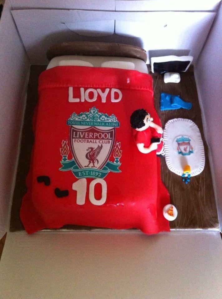 My Manu bedroom cake