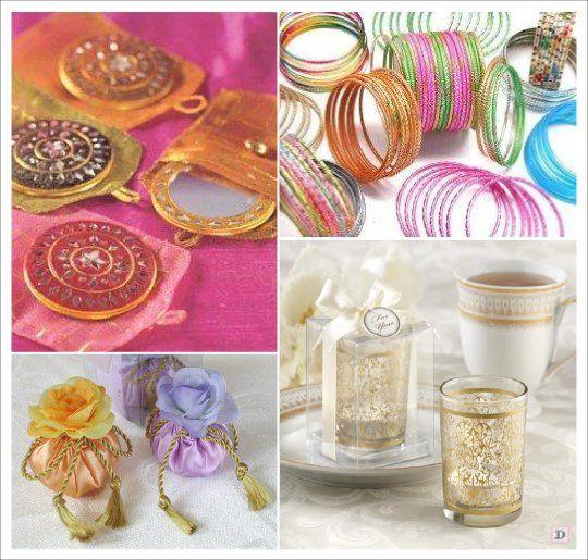 mariage oriental cadeaux invites bracelet sent bon miroir photophore centre de table voiture