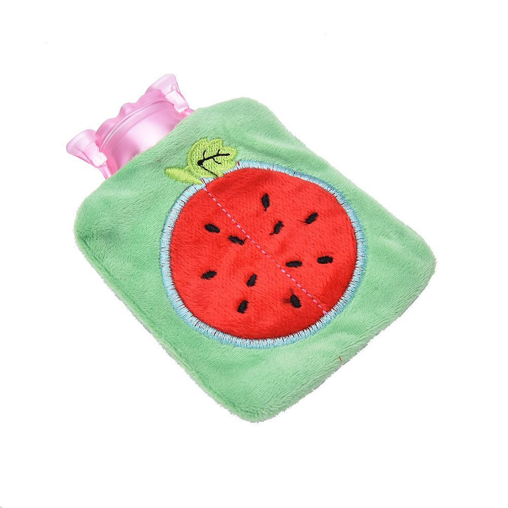 Home Appliances New 1pc Rubber Hot Water Bottle Bag Hand Feet Warming Cartoon Plush Warm Relaxing Heat Cold Outdoor Home Handbags Necessary Home Heaters