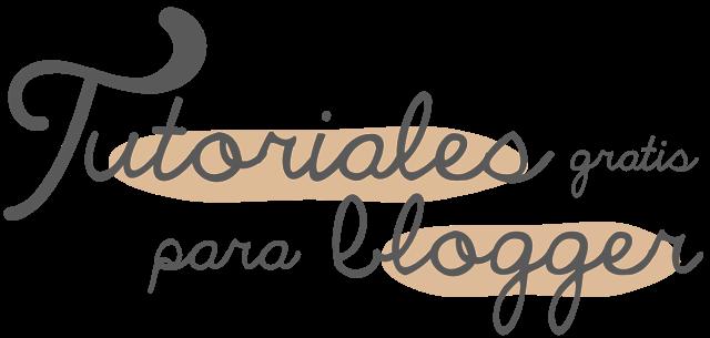 Tutoriales gratis para mejorar tu blog blogger   Creative Mindly