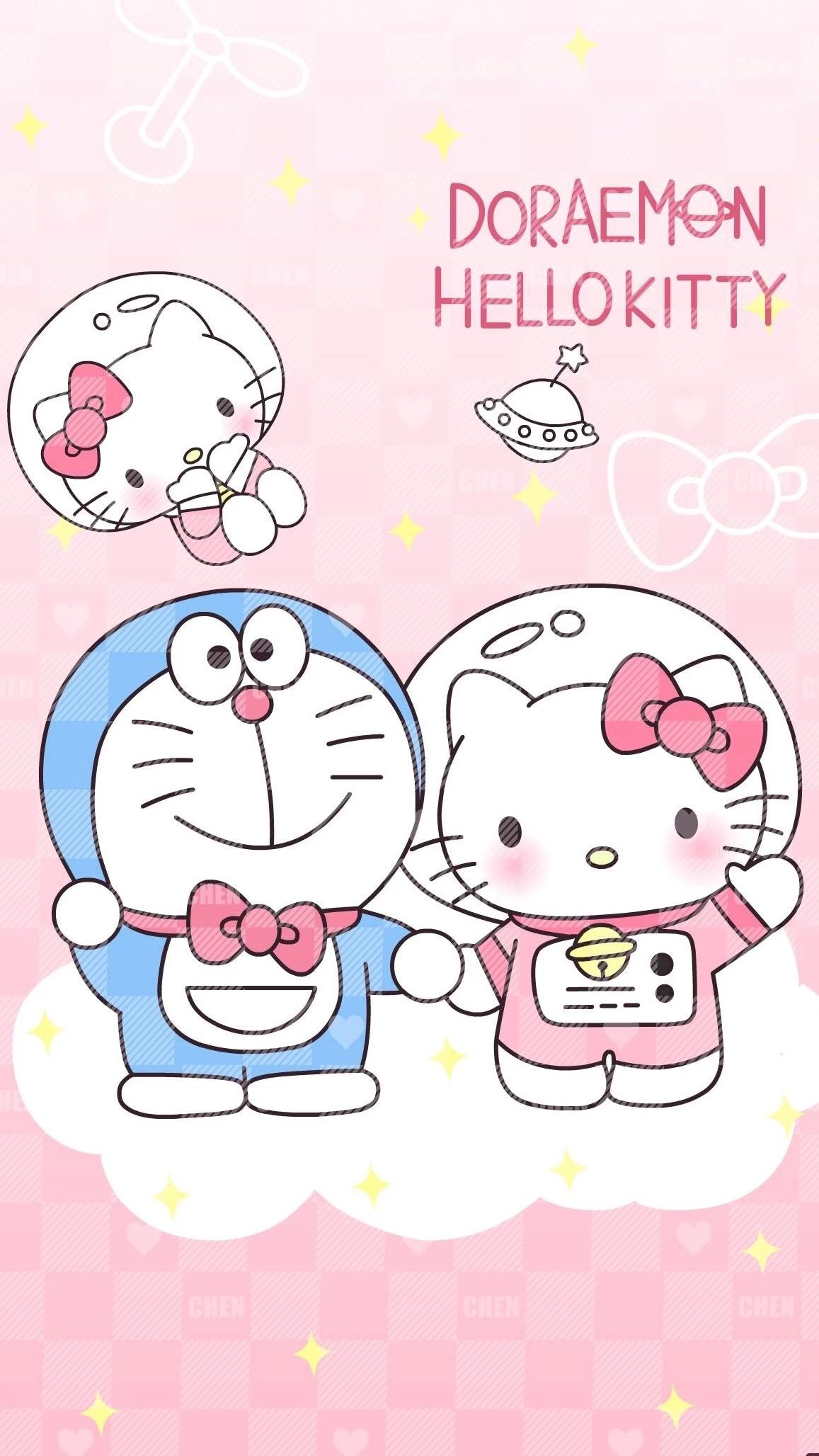 Pin By Aomsin Aomsin On Wallpaper Hello Kitty Hello Kitty Pictures Hello Kitty Sanrio Hello Kitty Doraemon picture wall wallpaper price