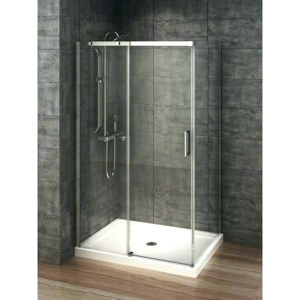 Inch Corner Showers Glass X Rectangular Shower Stall Stalls And Kits For Mobile Homes Corner Showers Glass Rectangular S Master Bathroom Shower In 2019