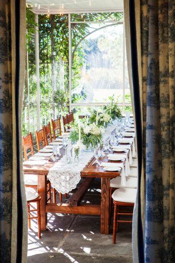 Orchard Hill Westbury Gardens Wedding