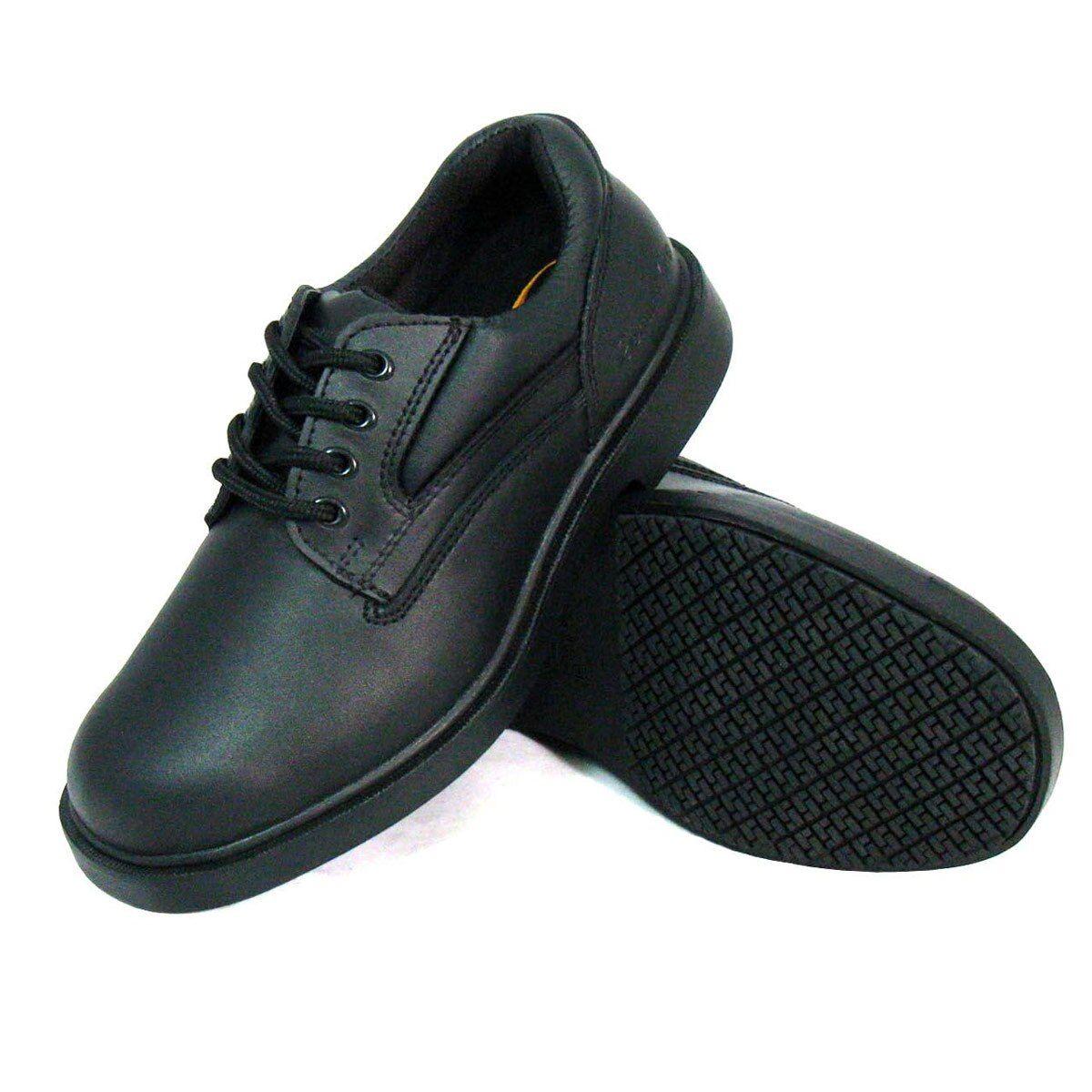 Genuine Grip Women S Steel Toe Professional Work Shoe 710 In 2021 Women Oxford Shoes Professional Work Shoes Women Shoes [ 1200 x 1200 Pixel ]