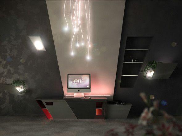 Dormitorios futuristas dormitorio del futuro futuristic bedroom dormitorios fotos de Diseno interior futurista