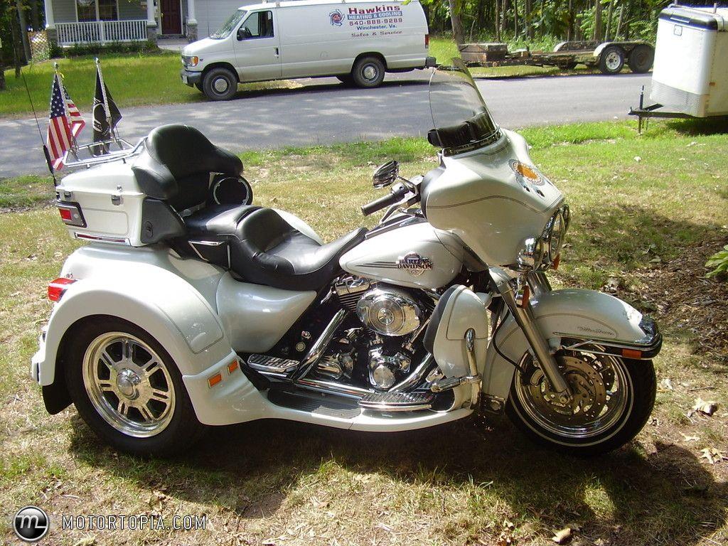 Harley trikes for sale 2005 harley davidson ultra classic trike glacier pearl white id