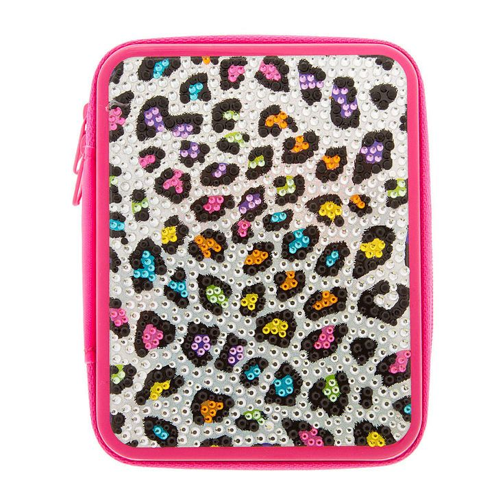 Bling Leopard Print Beauty Kit (With images) Beauty kit