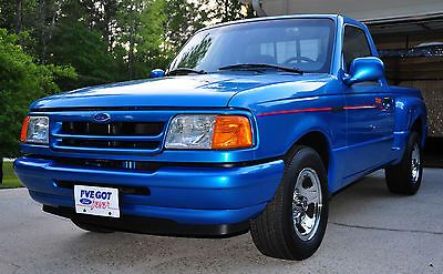 1994 Ford Ranger Splash 4x4 For Sale 5 Ford Ranger Ford Ranger