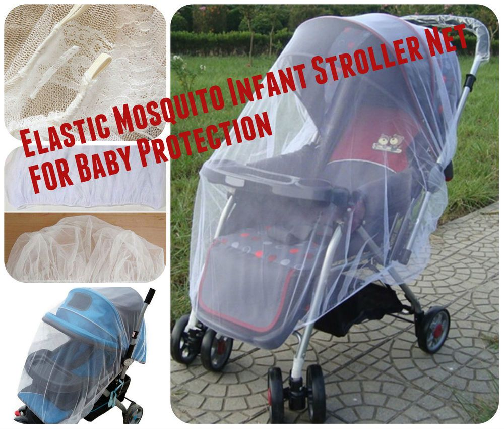 Stroller Mesh Cover Details About Baby Protection Mosquito Infant Stroller Net