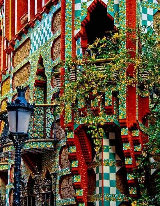 Casa Vicente de Gaudi