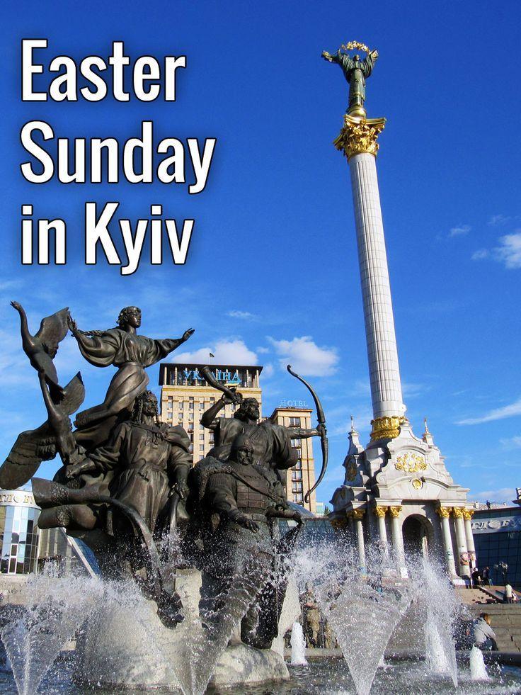 Easter Sunday in Kyiv · Kenton de Jong Travel - Easter Sunday in Kyiv http://kentondejong.com/blog/easter-sunday-in-kyiv
