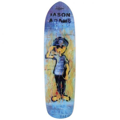Elephant Brand Skateboards Elephant Jason Adams Fire Still Burns Punk Point Deck 8 5x32