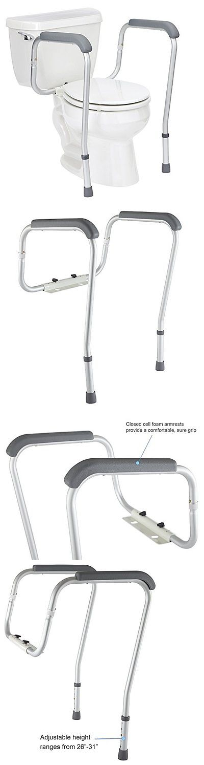 Other Accessibility Fixtures Toilet Safety Rails