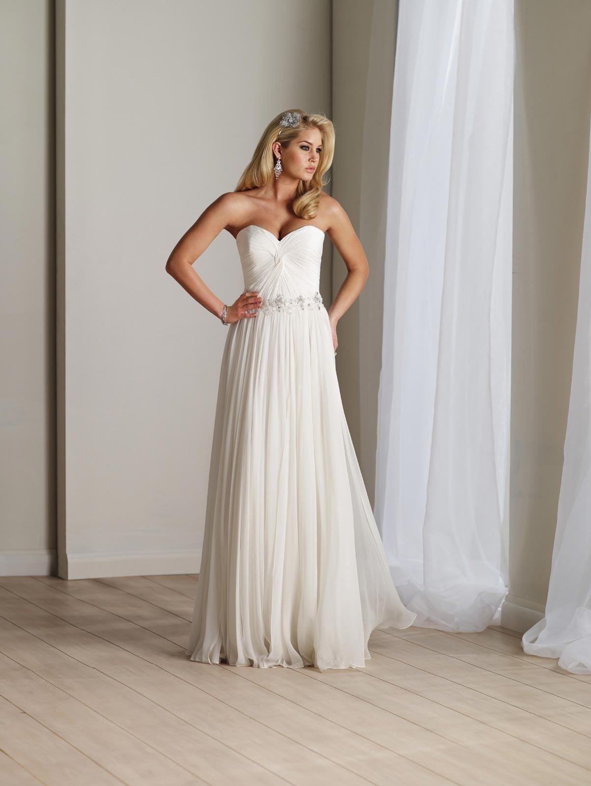 Luxury Wedding Dresses Ivory   Wedding