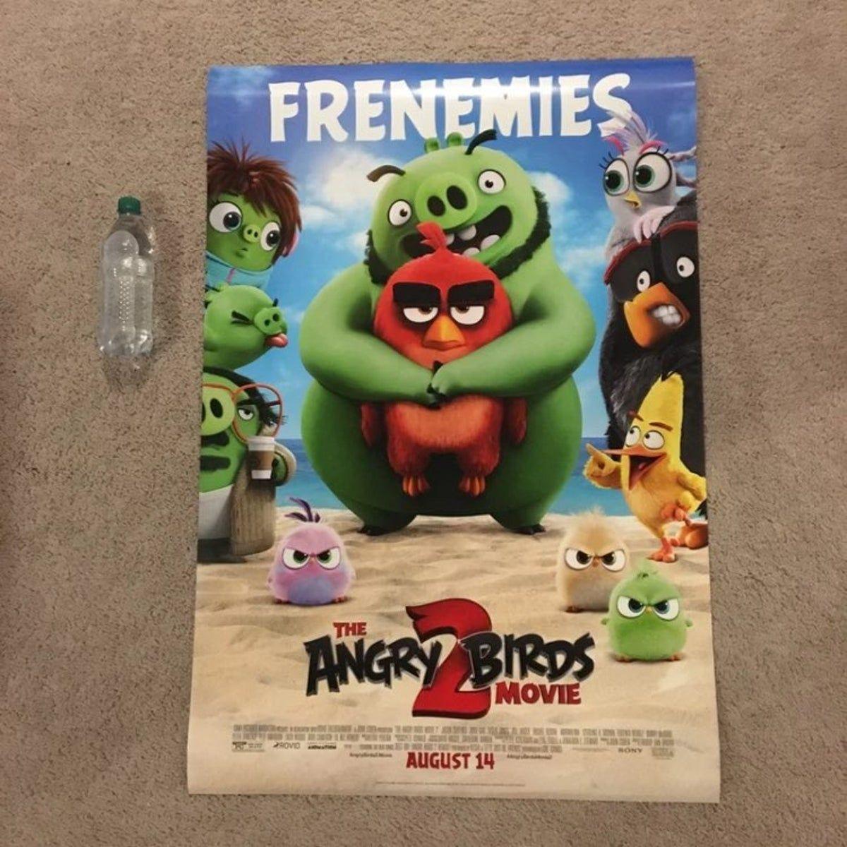 The Angry Birds Movie 2 Film Cmplet En Francais Kucing Persia Kijang 2 Tahun