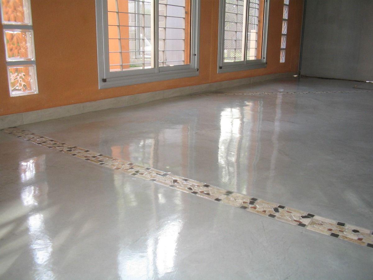 Resultado de imagen para pisos cemento alisado casita de campo pinterest piso cemento - Microcemento precio ...