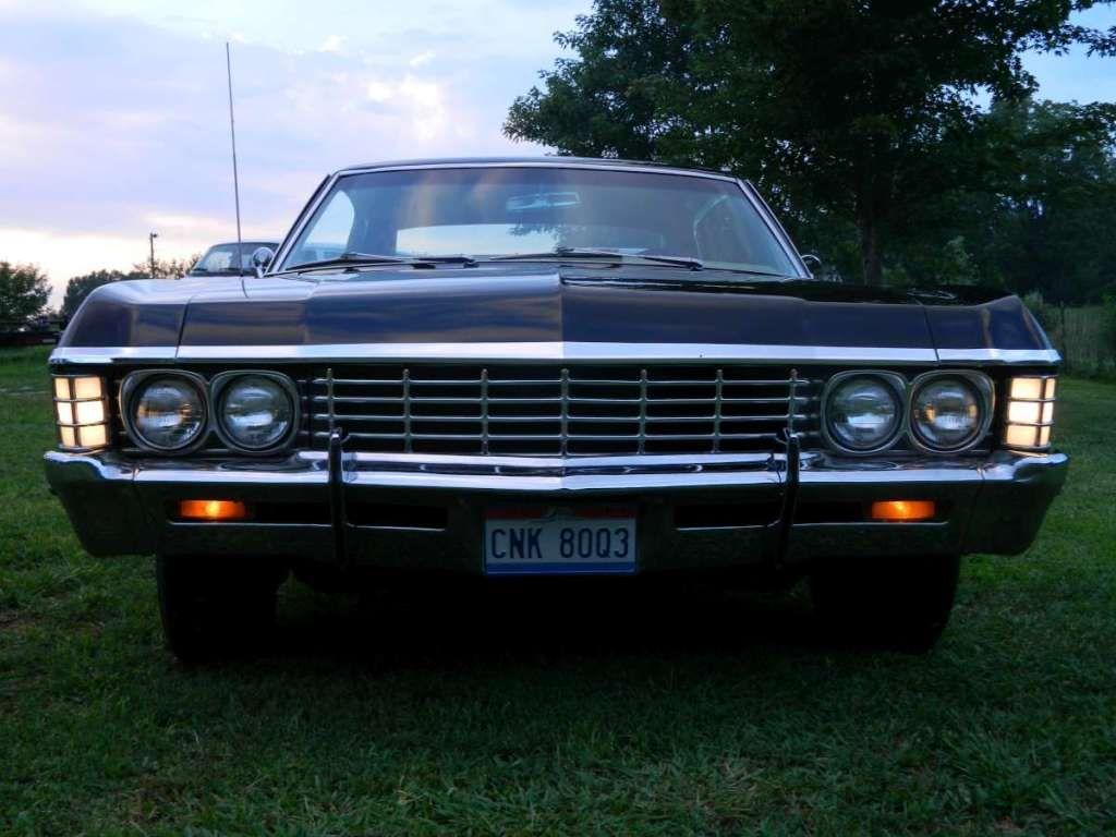 "Supernatural Replica ""Hunter"" 1967 Impala FINISHED - Page 3"