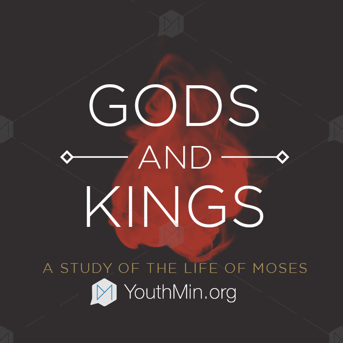 5 week series on Exodus for youth group sermon | Resources