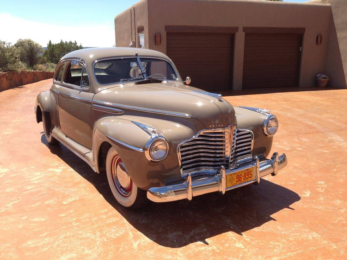 1941 Buick 46S Special Maintenance/restoration of old/vintage ...