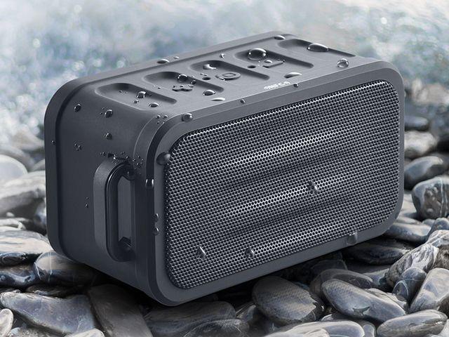 Hitachi waterproof Bluetooth speaker  Speaker design, Speaker