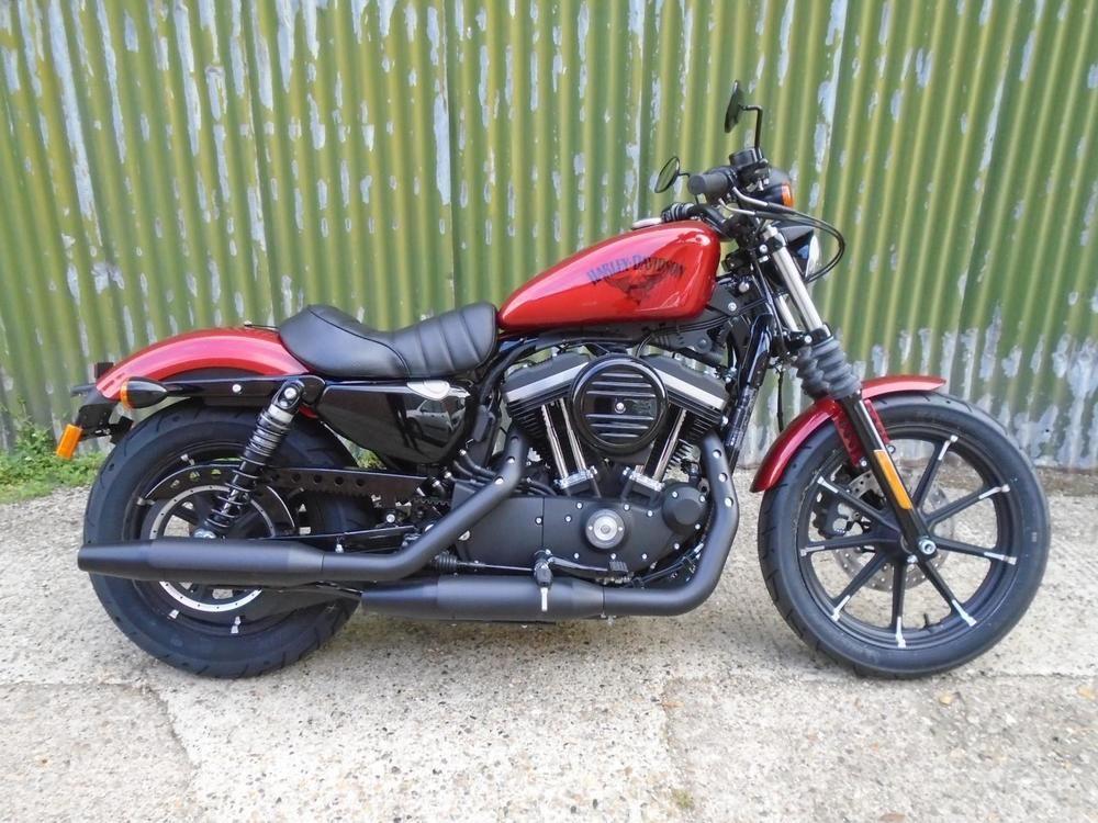 eBay Brand New HarleyDavidson Sportster XL883N Iron