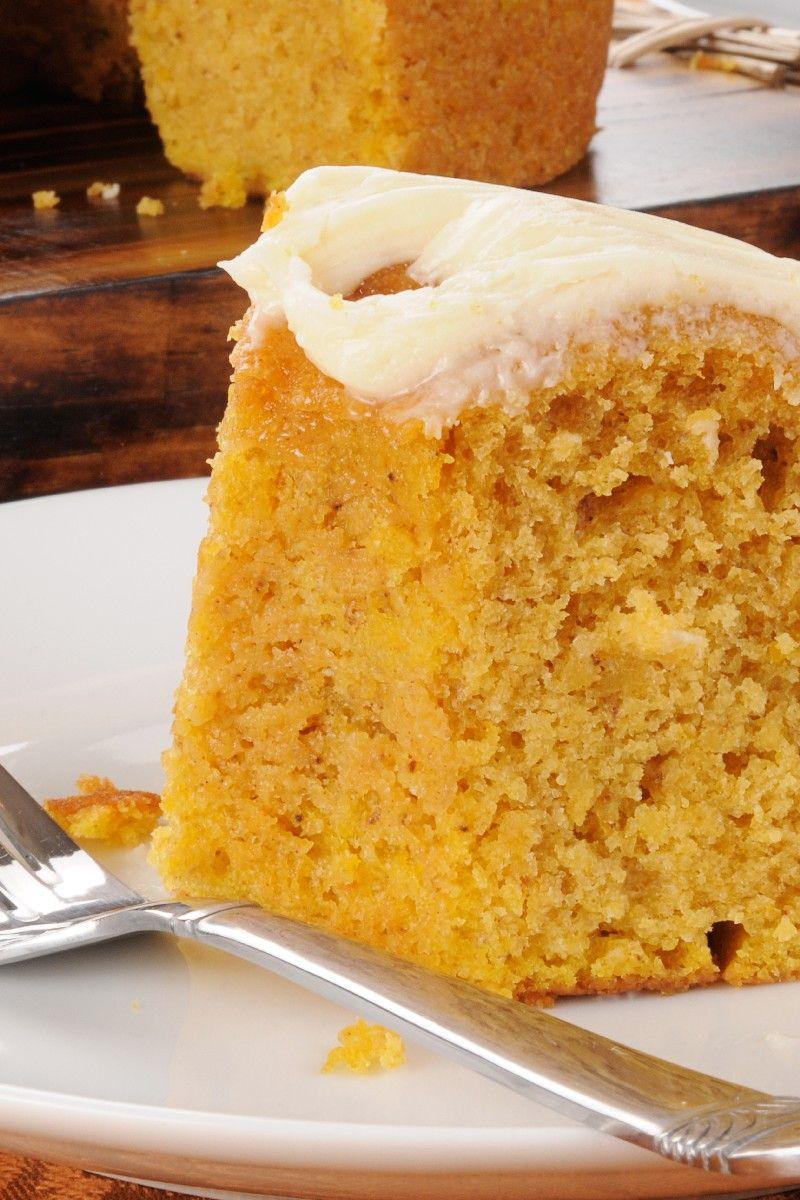 Pumpkin Cake Recpe