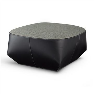 ISANKA OTTOMAN Designed by EOOS Manufactured by Walter Knoll ...