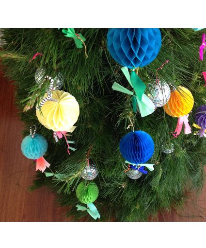 Poppies for Grace Blog jingle bells Pinterest Tree decorations