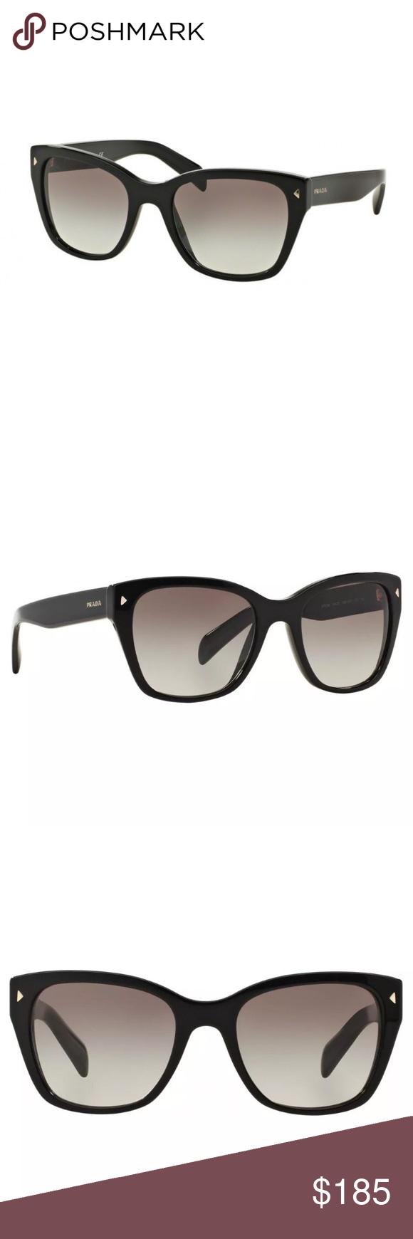 Gafas De Sol - Pr 0pr 09ss 54 1ab0a7 - Negro - Prada Gafas De Sol Para Damas QeXhwFV5