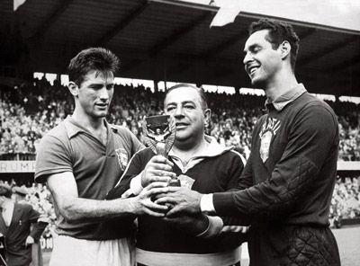 Copa do Mundo de 1958 - Brasil campeão mundial