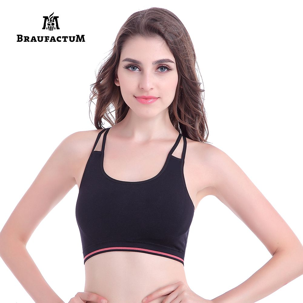 2bfa962ea4 Sexy Yoga Lulu Top Push-up Sports Bra Workout Cross Women Gym Sport Bras  for Fitness Gym Yoga Vest Padded Running Crop Tops  Affiliate