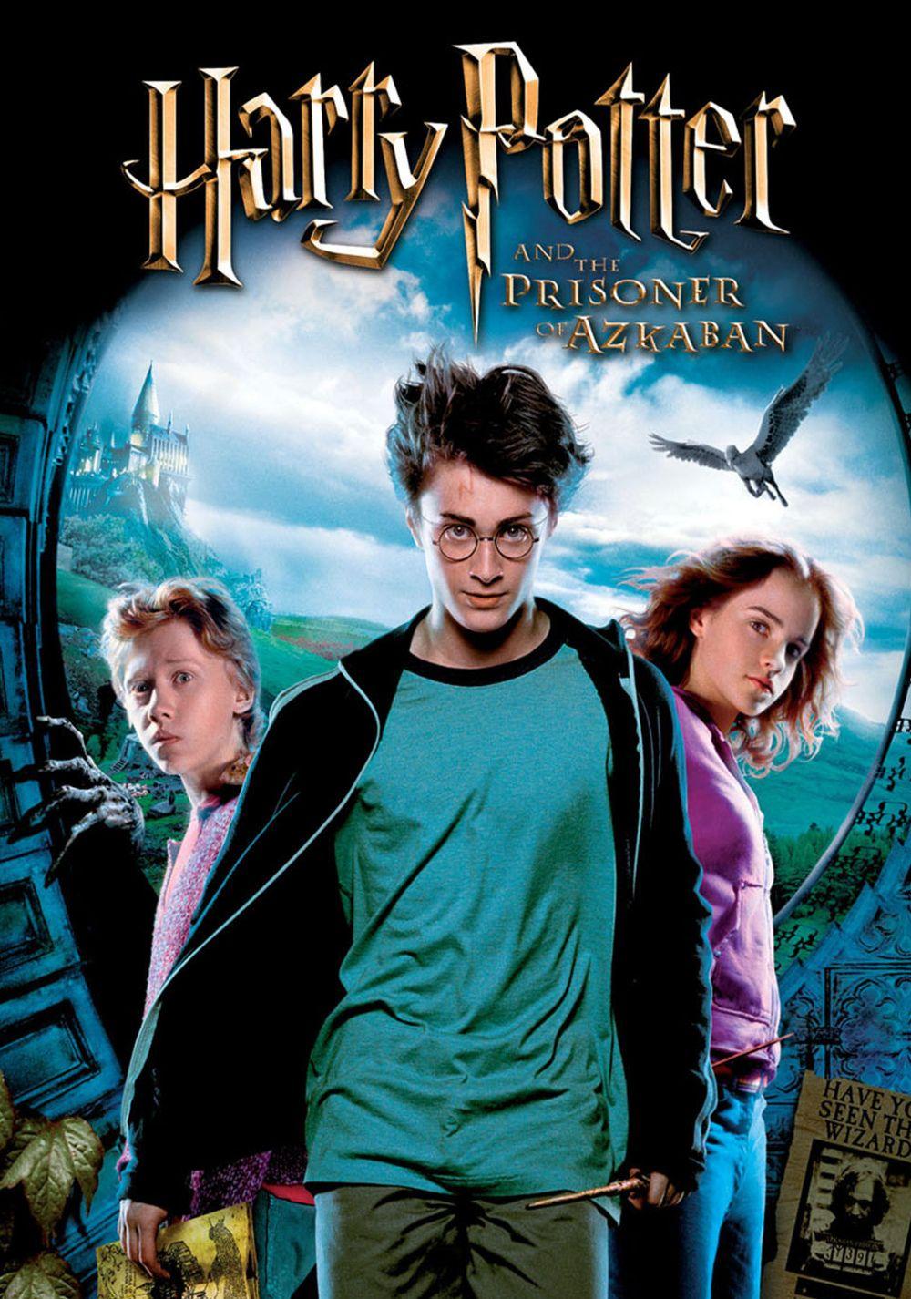 Harry Potter And The Prisoner Of Azkaban 2004 Prisoner Of Azkaban Harry Potter Movies The Prisoner Of Azkaban