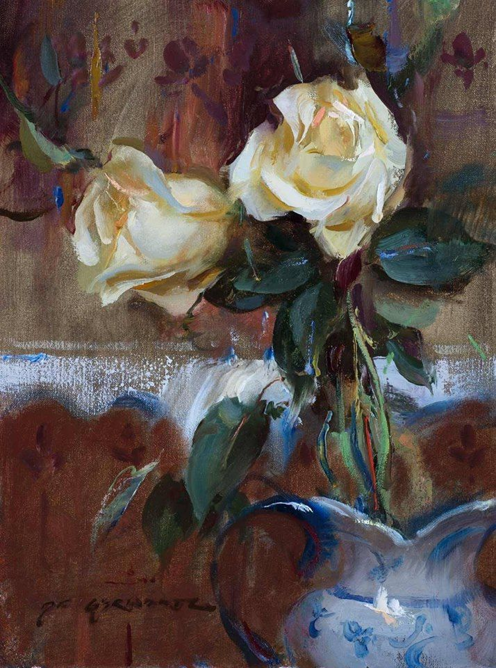 Rose Duet Daniel F Gerhartz