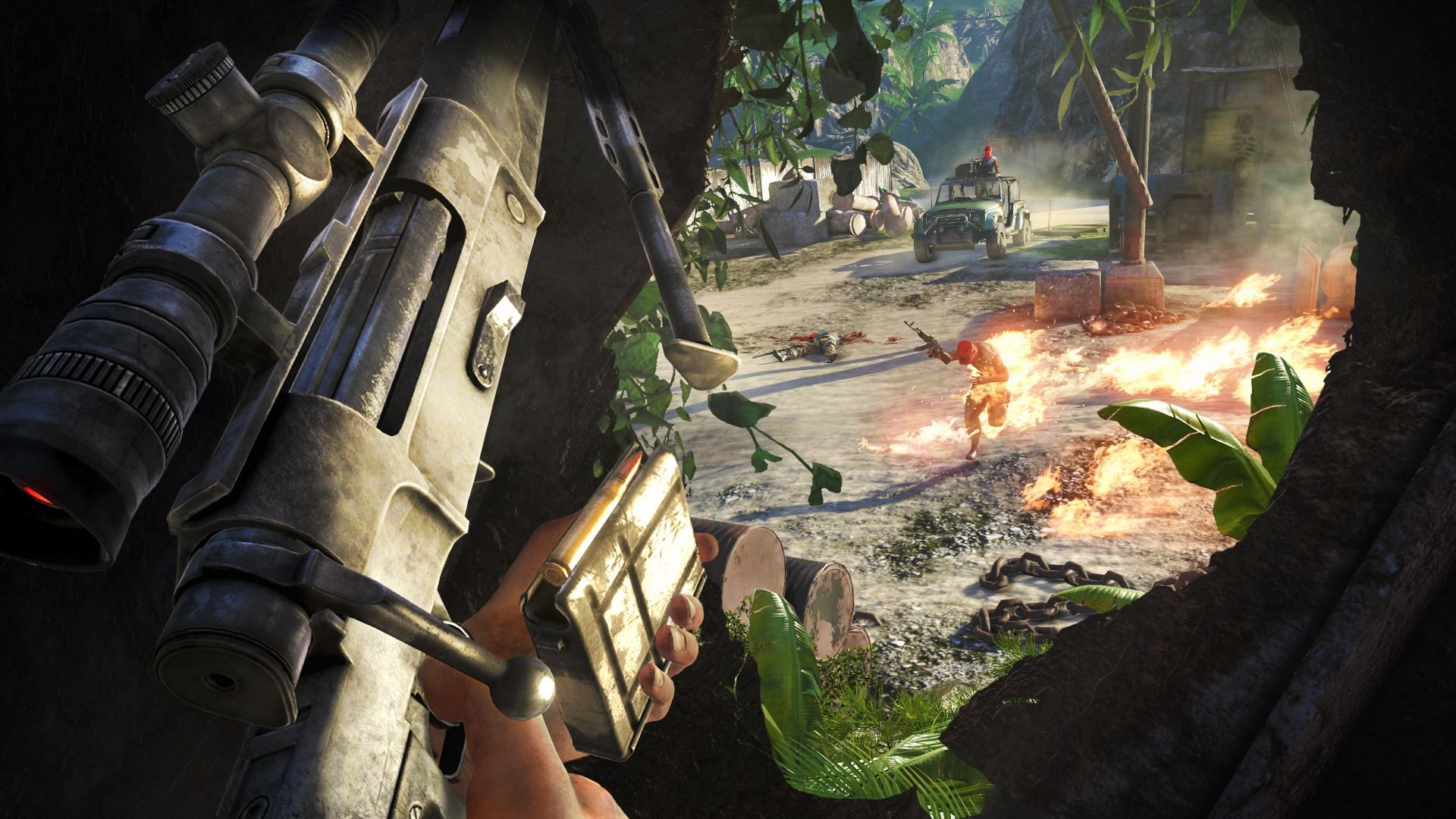 Far Cry 3 Official Website Official Screenshots Ubisoft Far Cry 3 Desktop Pictures Background