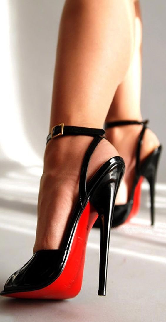 Fabulous Louboutin Heels <3 Only if they were not 1000 dollar shoes.