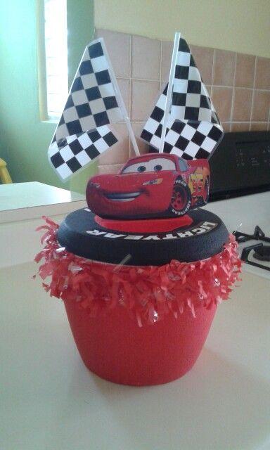 Cumpleaños de cars