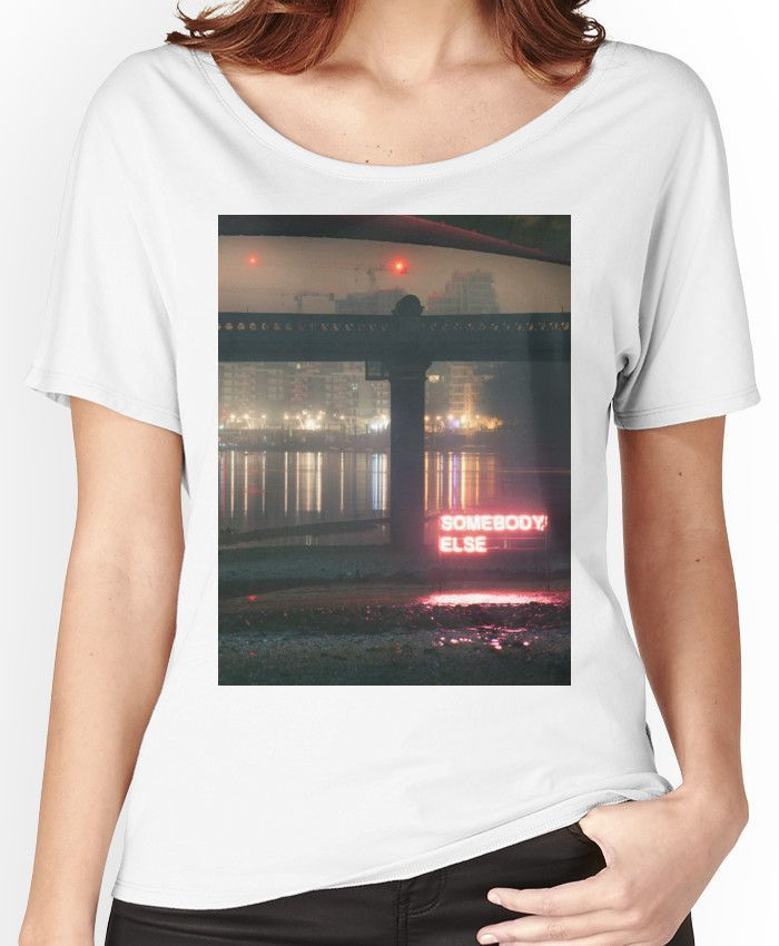 The 1975 Somebody Else by Embandered on Etsy | Band Tees ...
