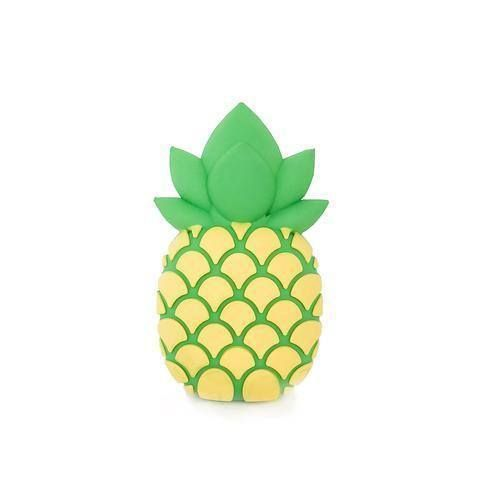 Awesome Smartphone Accessory This Fun Yellow Pineapple Emoji Portable Cell Phone Charger Is Perfec Holiday Tech Gifts Portable Phone Charger Gifts For Techies