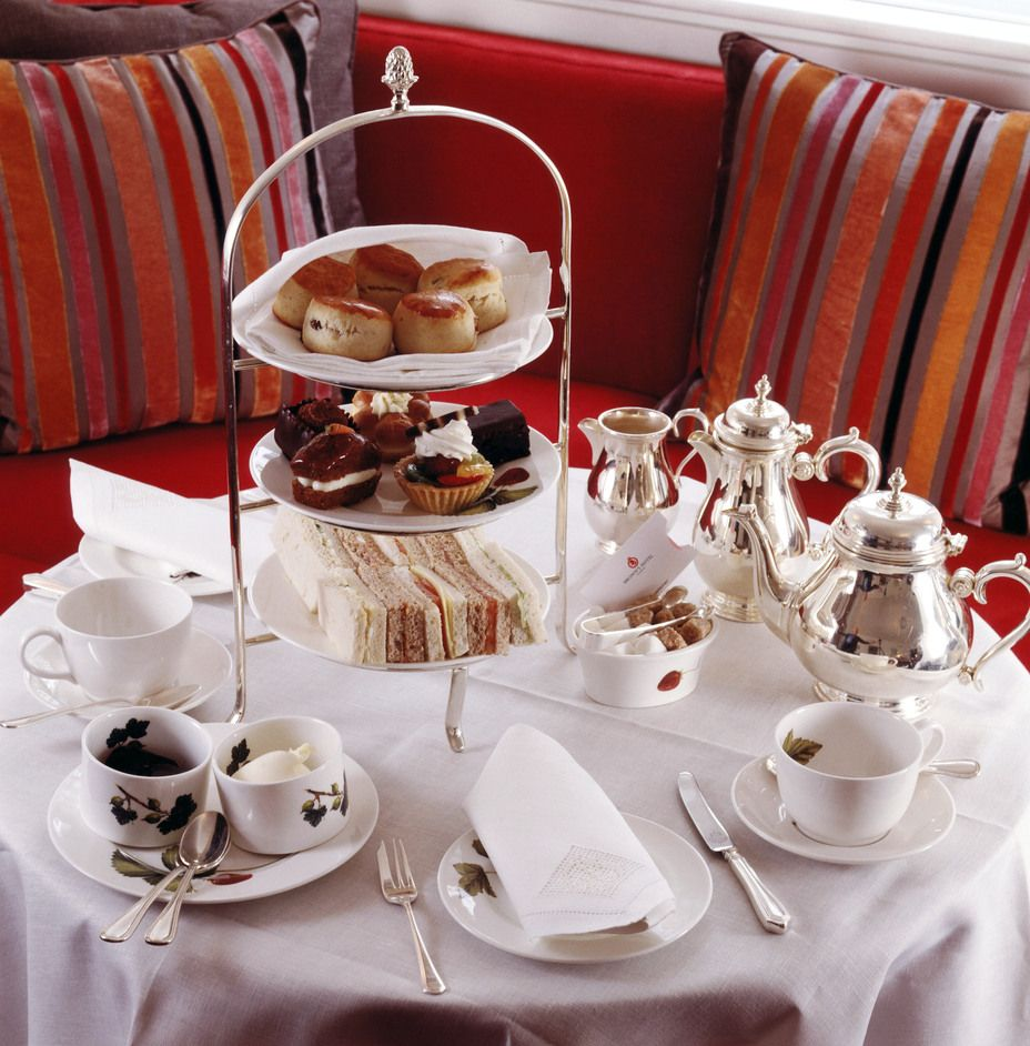 Afternoon Tea At Brown S Hotel Brown S Hotel Online Booking
