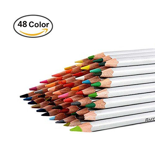 Ecocity 48 Color Art Colored Pencils Drawing For Artist Sketch Secret Garden Coloring BookColor