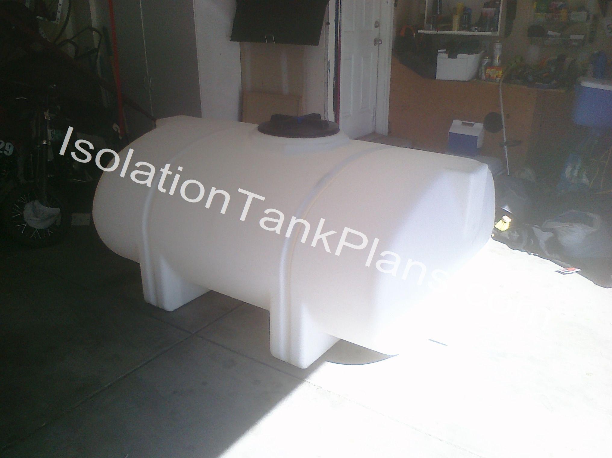Uncut Isolation Float Tank Diy In 2019 Diy Tank