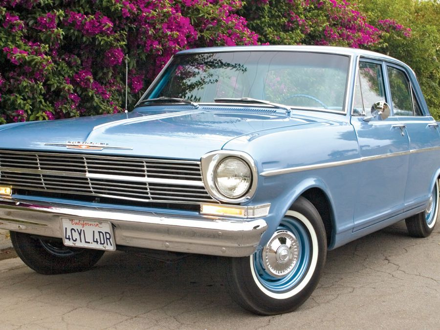 Think You Know Novas A Performance History Of The Chevy Ii In 2020 Small Luxury Cars Chevy Models Luxury Cars
