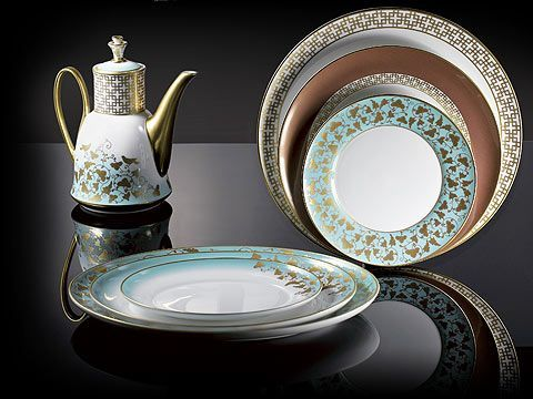 Imperial Jade | ProunaUSA Fine China Luxury Dinnerware & Imperial Jade | ProunaUSA Fine China Luxury Dinnerware | PROUNA ...