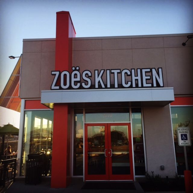 Zo 203 S Kitchen New Mediterranean Restaurant Waco Texas Waco