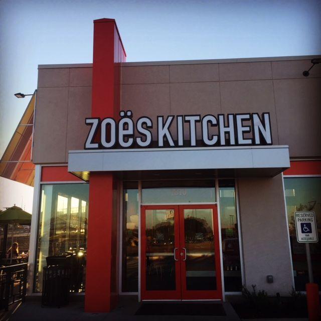 Restaurants Zoës Kitchen New Mediterranean Restaurant In Waco Texas