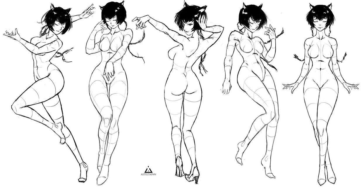 Naked Anime Girls Hardcore