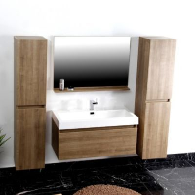 Benedomi Badezimmer Set P1003 Cappuccino Jetzt bestellen unter