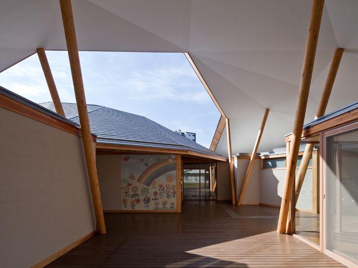 Haus Der Hoffnung Location: Natori Miyagi Completion Date